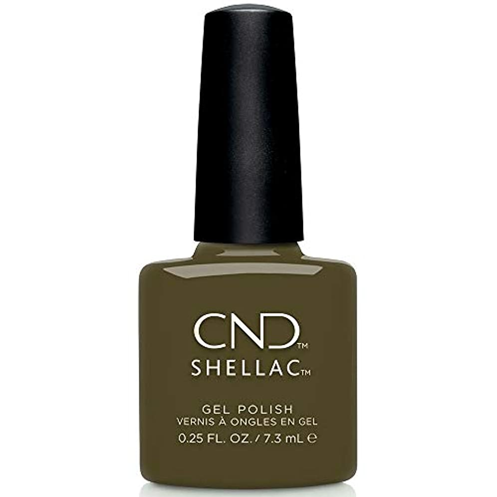 規模正確な寄付するCND Shellac - Treasured Moments Fall 2019 Collection - Cap & Gown - 0.25oz / 7.3ml
