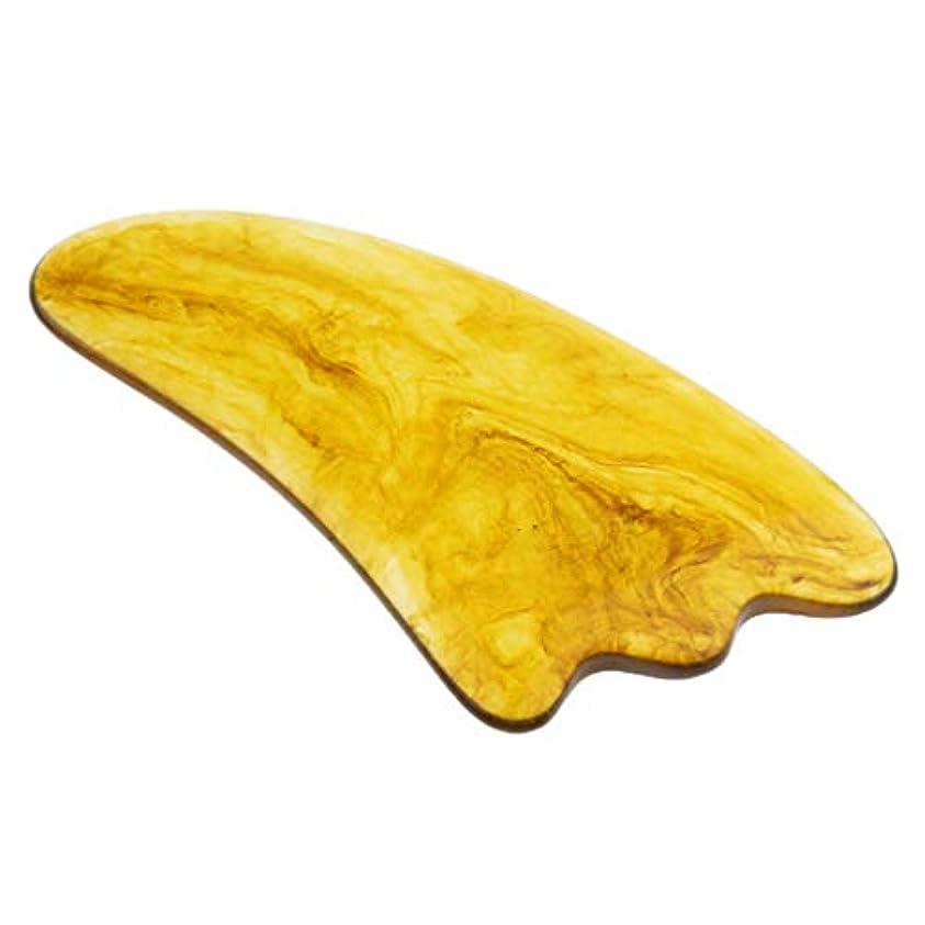 広範囲メリー広告するBaoblaze マッサージボード かっさプレート カッサ板 樹脂 ボディ 美顔 サロン