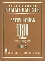 Trio B-Dur: fuer Violine, Violoncello und Klavier