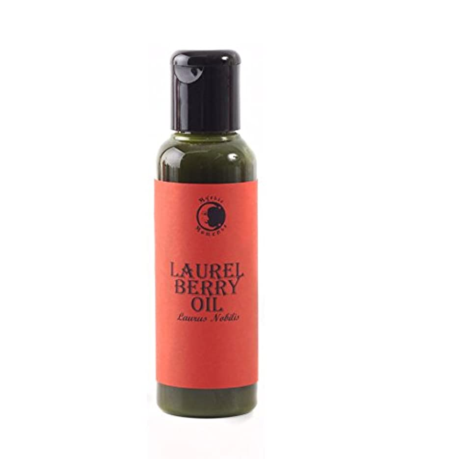 貝殻槍安全性Mystic Moments | Laurel Berry Carrier Oil - 125ml - 100% Pure