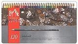 カランダッシュ パブロ 120色セット 0666-420