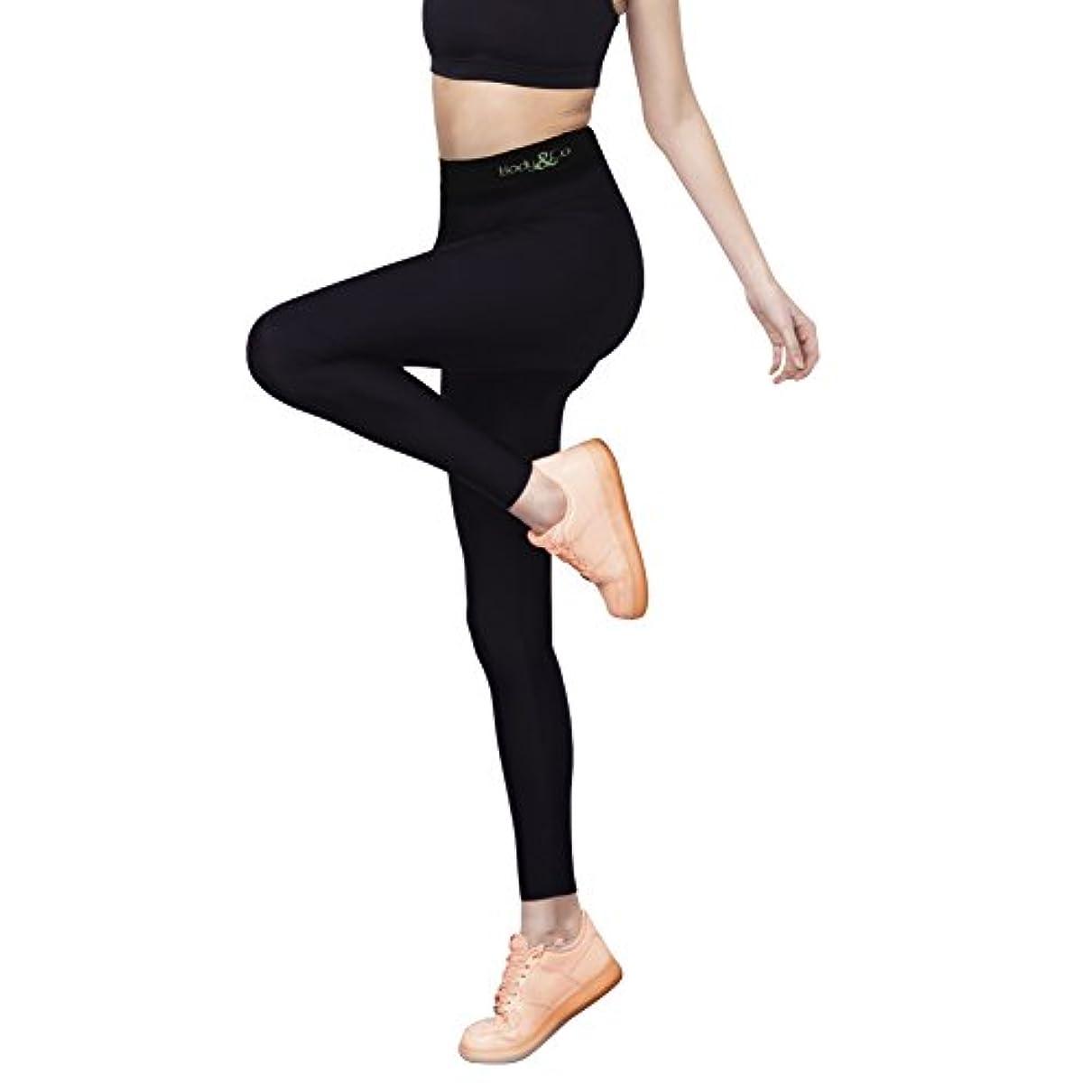下手運営ジュラシックパークBody&Co KIT Slimming Legging Emana high waist + 4 active ingredient refills 10ml