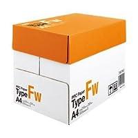 (業務用セット) 高白色コピー用紙 PPC Paper Type FW A4 1箱(500枚×5冊/2500枚) 〔×3セット〕