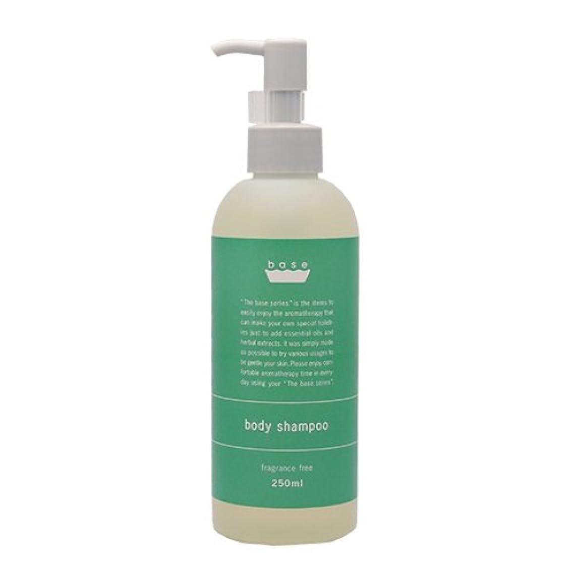 間隔機械的の前でフレーバーライフ(Flavor Life) フレーバーライフ base body shampoo(ボディーシャンプー)250ml ボディソープ