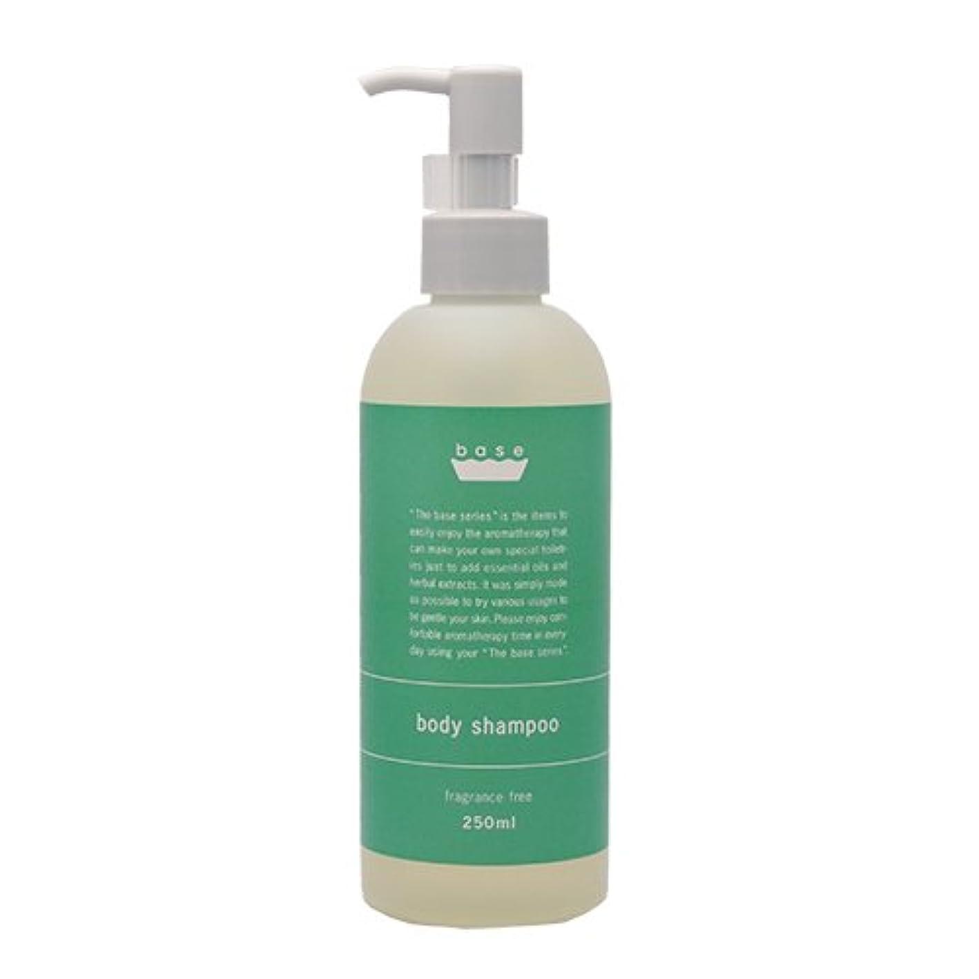 レポートを書くサンドイッチバタフライフレーバーライフ base body shampoo(ボディーシャンプー)250ml
