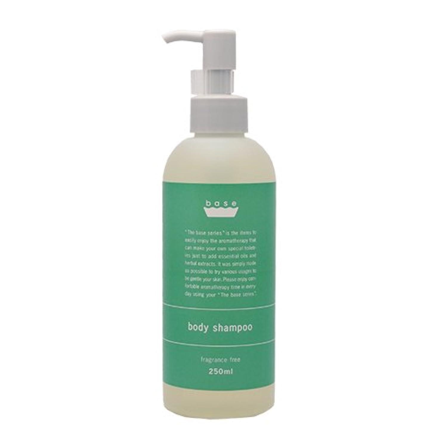 軍とまり木ヒントフレーバーライフ base body shampoo(ボディーシャンプー)250ml