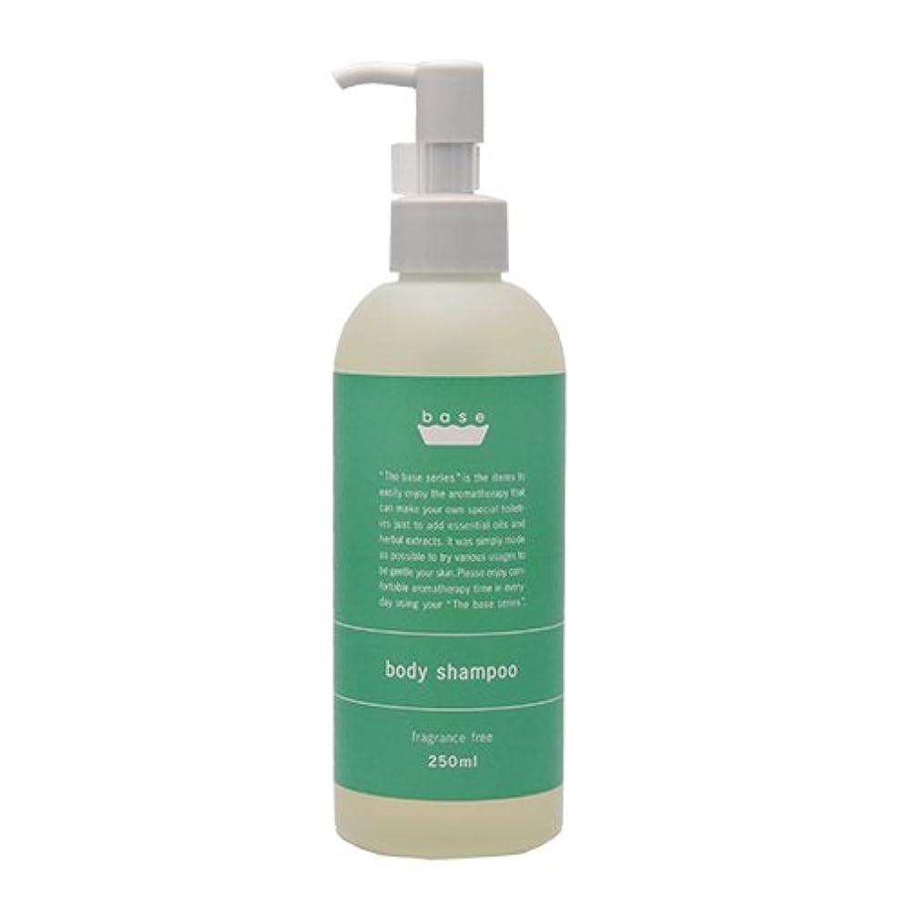 葉スズメバチ殺人者フレーバーライフ base body shampoo(ボディーシャンプー)250ml