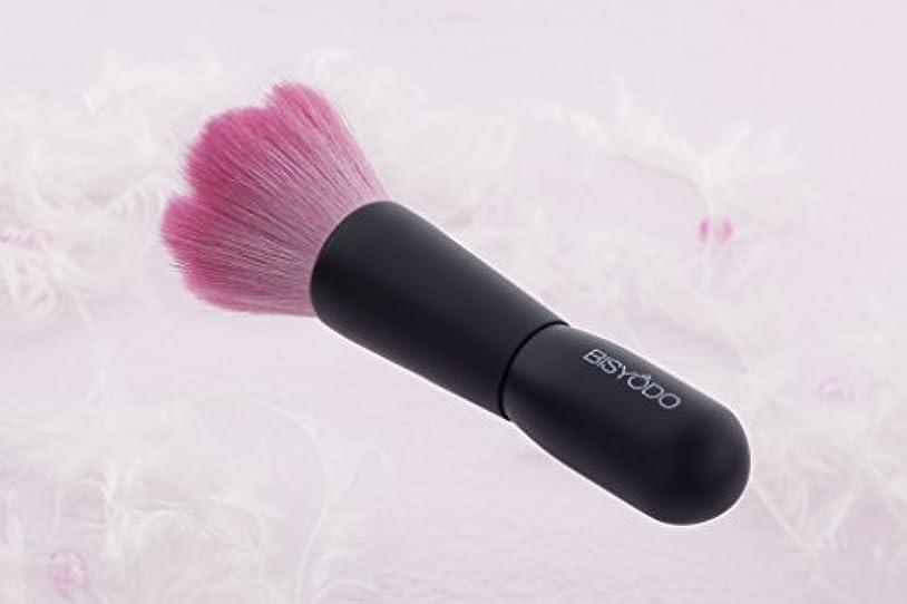 できる香り幻滅する化粧ブラシ パウダーチークブラシ 日本製