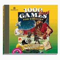 1000 Best Games For Windows (輸入版)