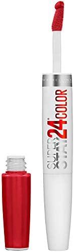 Maybelline SuperStay 24 2-Step Longwear Liquid Lipstick - Eternal Cherry 200