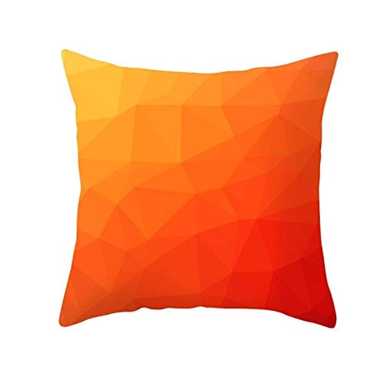 許可頼むコテージLIFE 装飾クッションソファ 幾何学プリントポリエステル正方形の枕ソファスロークッション家の装飾 coussin デ長椅子 クッション 椅子