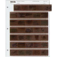 Archival 35mm Size Negative Pages Holds Seven Strips of Five Frames - 100 Pack [並行輸入品]