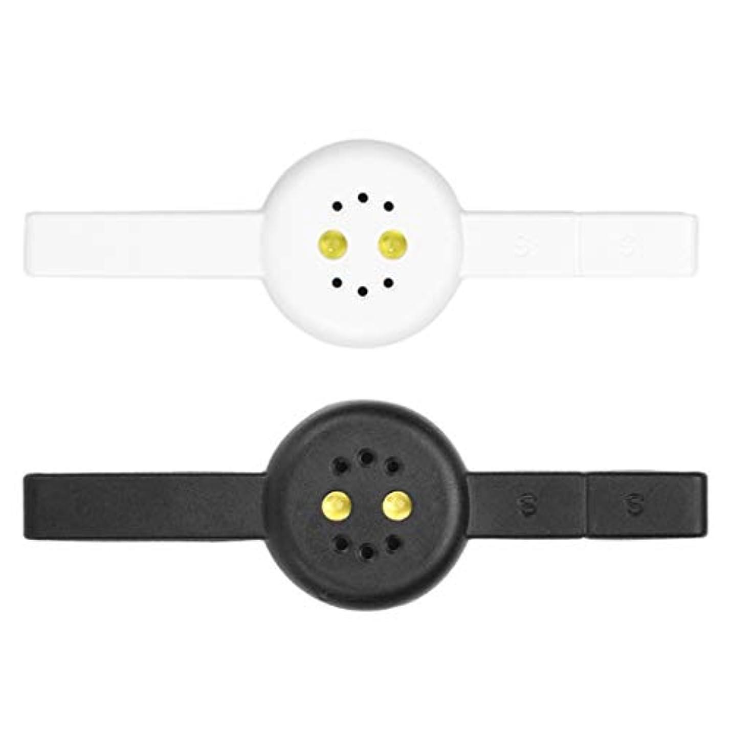 ヤギ学ぶどきどきキャットアイUVジェルポリッシュ磁気光線療法ライトネイルドライヤー硬化ランプ2倍