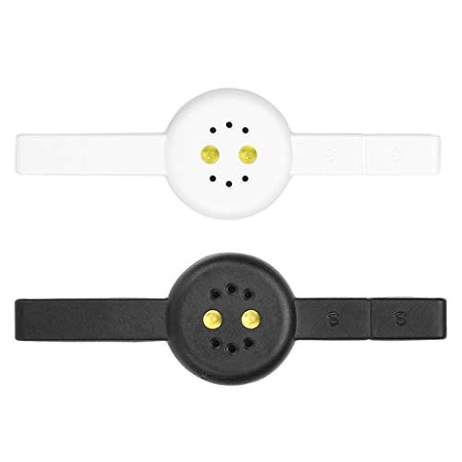 倉庫仕事に行く震えキャットアイUVジェルポリッシュ磁気光線療法ライトネイルドライヤー硬化ランプ2倍