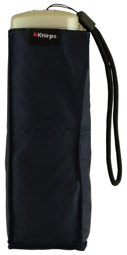 Knirps 折りたたみ傘 コンパクト 軽量 【正規輸入品】 Travel Navy KNA815-120