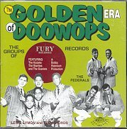 Golden Era of Doo Wops: Fury Records