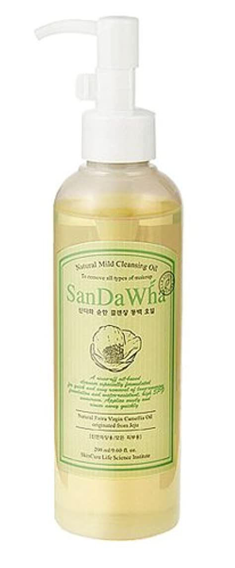 介入する妨げるピカリングSanDaWha Natural Mild Cleansing Oil(200ml)