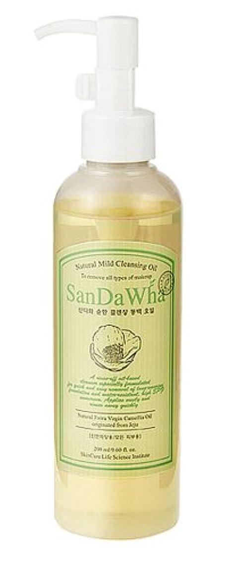 気怠い十億出来事SanDaWha Natural Mild Cleansing Oil(200ml)
