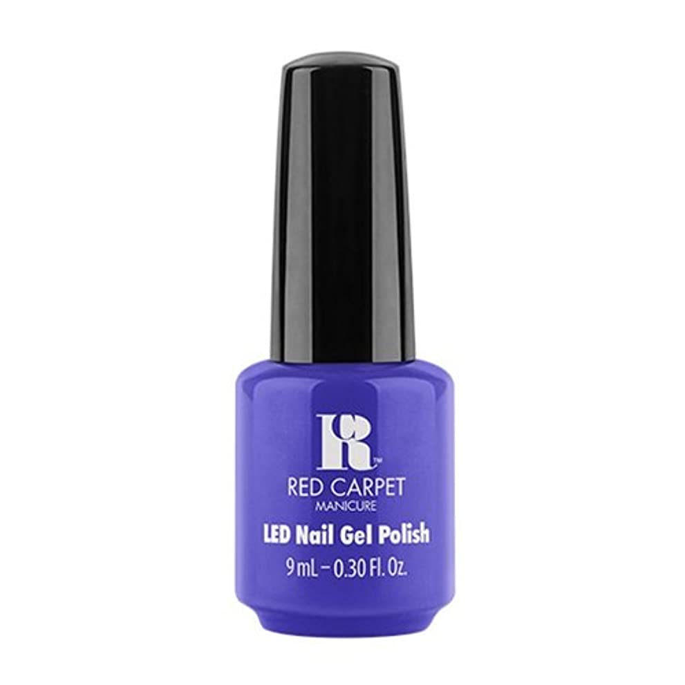 Red Carpet Manicure - LED Nail Gel Polish - Summer 2017 Fiji Fever - Paparazzi Proof - 0.3oz/9ml