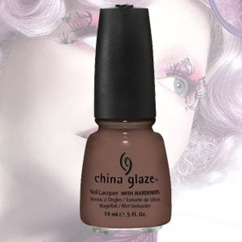 おばあさん広々永遠に(チャイナグレイズ)China Glaze Foie GrasーCAPITOL COLOURS コレクション [海外直送品][並行輸入品]