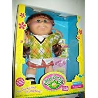 Cabbage Patch Kids Dressy Girl Brown/Brown