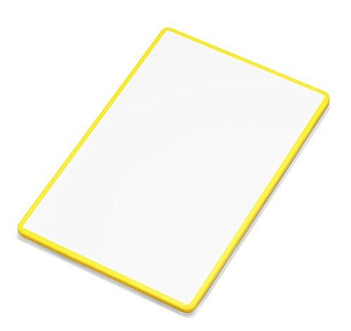 新輝合成『トンボ軽い2色まな板L』