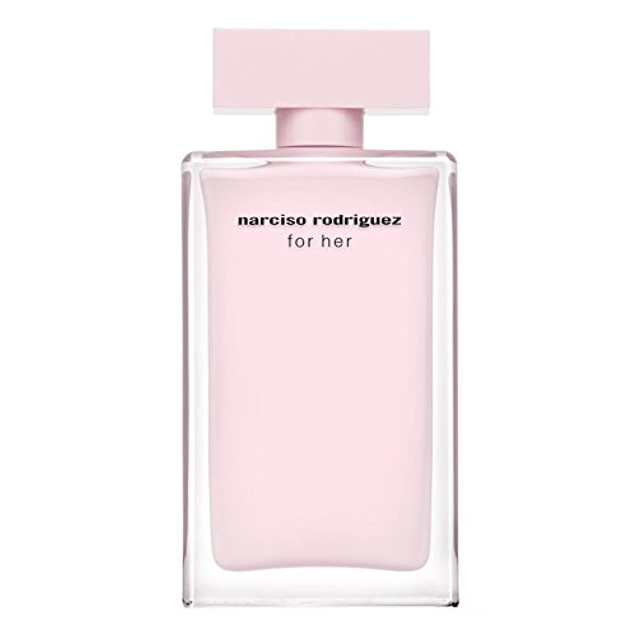 ダンプ誇大妄想租界[Narciso Rodriguez] For Her Eau de Parfum 102 ml EDP SP