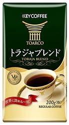 キーコーヒー VP(真空パック) トラジャブレンド(粉) 200g×6個入×(2ケース)