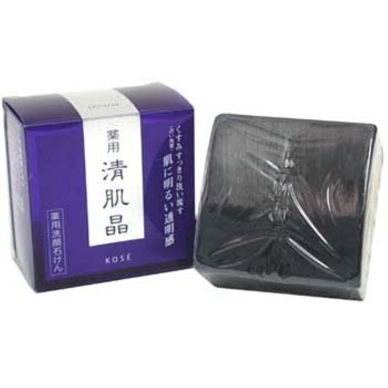 エネルギー忌避剤横コーセー 薬用清肌晶 ソープ(リフィル) 120g [並行輸入品][海外直送品]