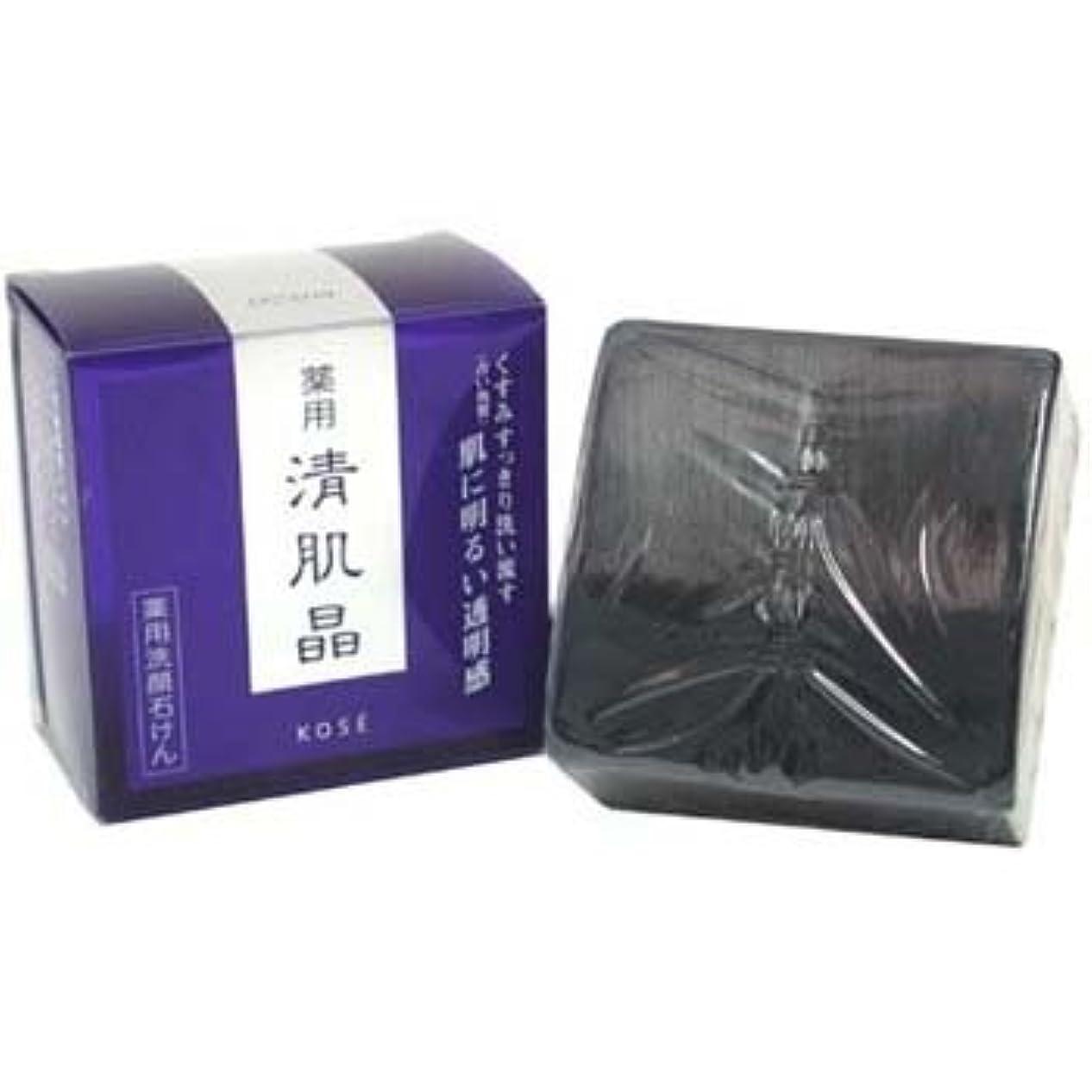 ランドマーク下品封筒コーセー 薬用清肌晶 ソープ(リフィル) 120g [並行輸入品][海外直送品]