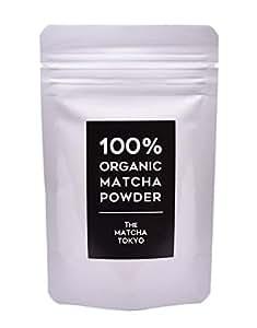 100% ORGANIC MATCHA LATTE BLEND(オーガニック抹茶 ラテブレンド)