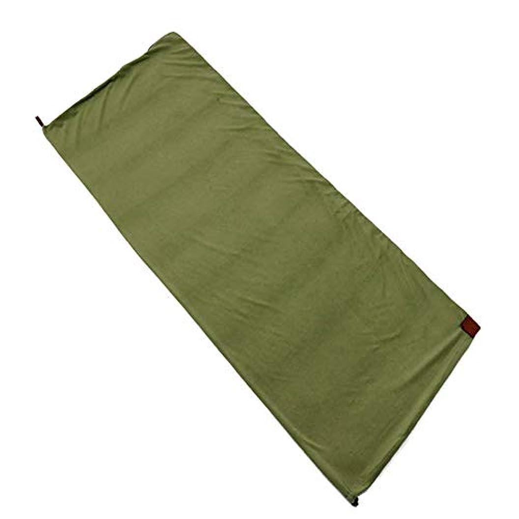 学校教育添加剤日寝袋 ブランケット インナーシーツ フリース ひざ掛け 毛布 マット アウトドア 緊急用品 軽量 コンパクト