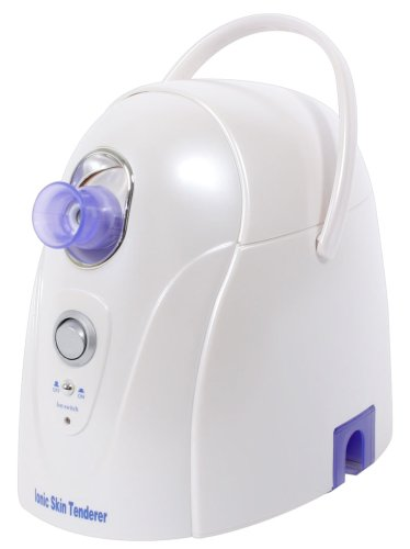 イオニック 美顔スチーマー FF6301 ホワイト