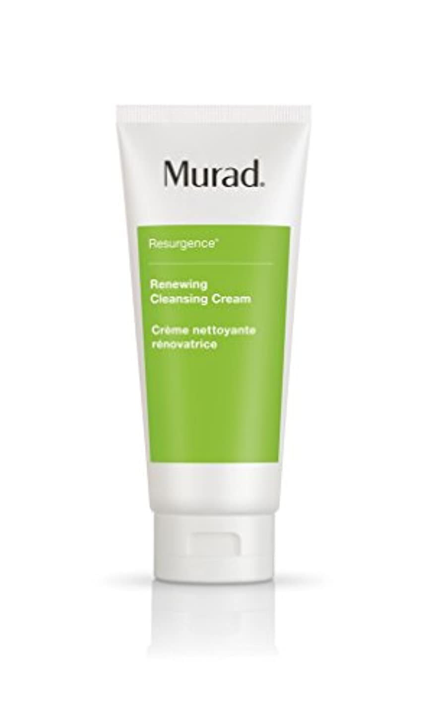 汚染メダリスト軽食Murad リサージェンス リニューイング クレンジング クリーム、1:クレンジング/トーニング、200 ミリリットル(6.75液用オンス)