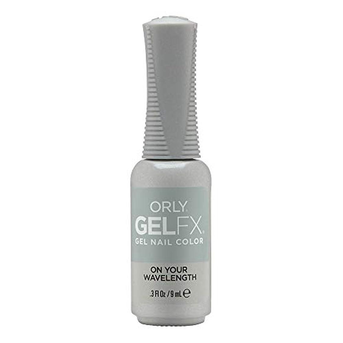 強調する保持する性交ORLY Gel FX - Euphoria 2019 Collection - On Your Wavelength - 0.3 oz / 9 mL