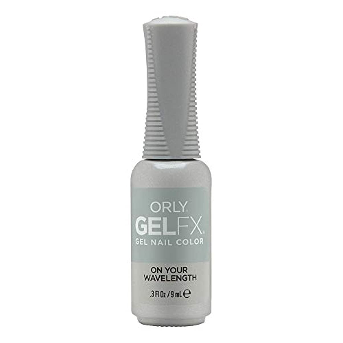 クロニクル冷蔵庫フレキシブルORLY Gel FX - Euphoria 2019 Collection - On Your Wavelength - 0.3 oz / 9 mL