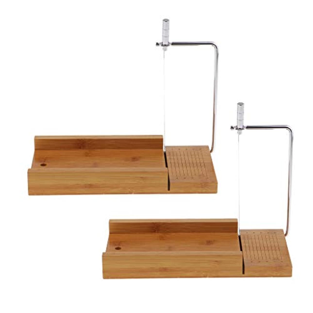 肘掛け椅子売り手ペッカディロせっけん切削工具 ソープカッター 台 木質 ソープスライサー ソープカッター ワイヤー 多機能 2個入り