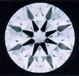 ダイヤモンドルース1.0ct. E-VVS1-3EX(H&C)中央宝石研究所(CGL)鑑定書付