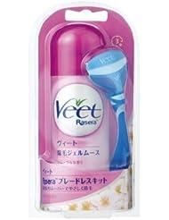 ヴィート ラゼラ フローラルの香り (除毛ムース) 145g ×2セット