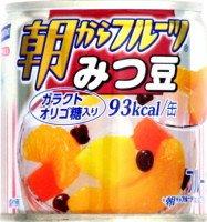 はごろもフーズ 朝からフルーツみつ豆 24個×3ケース(72個)