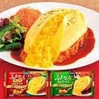 ふわとろ オムライス デミグラスソース 310g + ふわとろ チーズオムライス トマトソース 310g 各1袋 計2袋セット