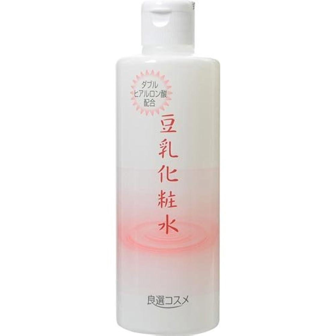 遅い一生スキル良選企画 豆乳化粧水 300ml