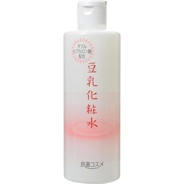 プリーツ故意に熱意良選企画 豆乳化粧水 300ml