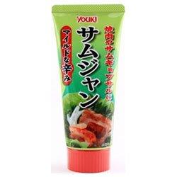 ユウキ食品 サムジャン チューブ 90g×10本入