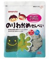 太田油脂 MS 砂糖不使用 のりわかめせんべい 27g x 12袋