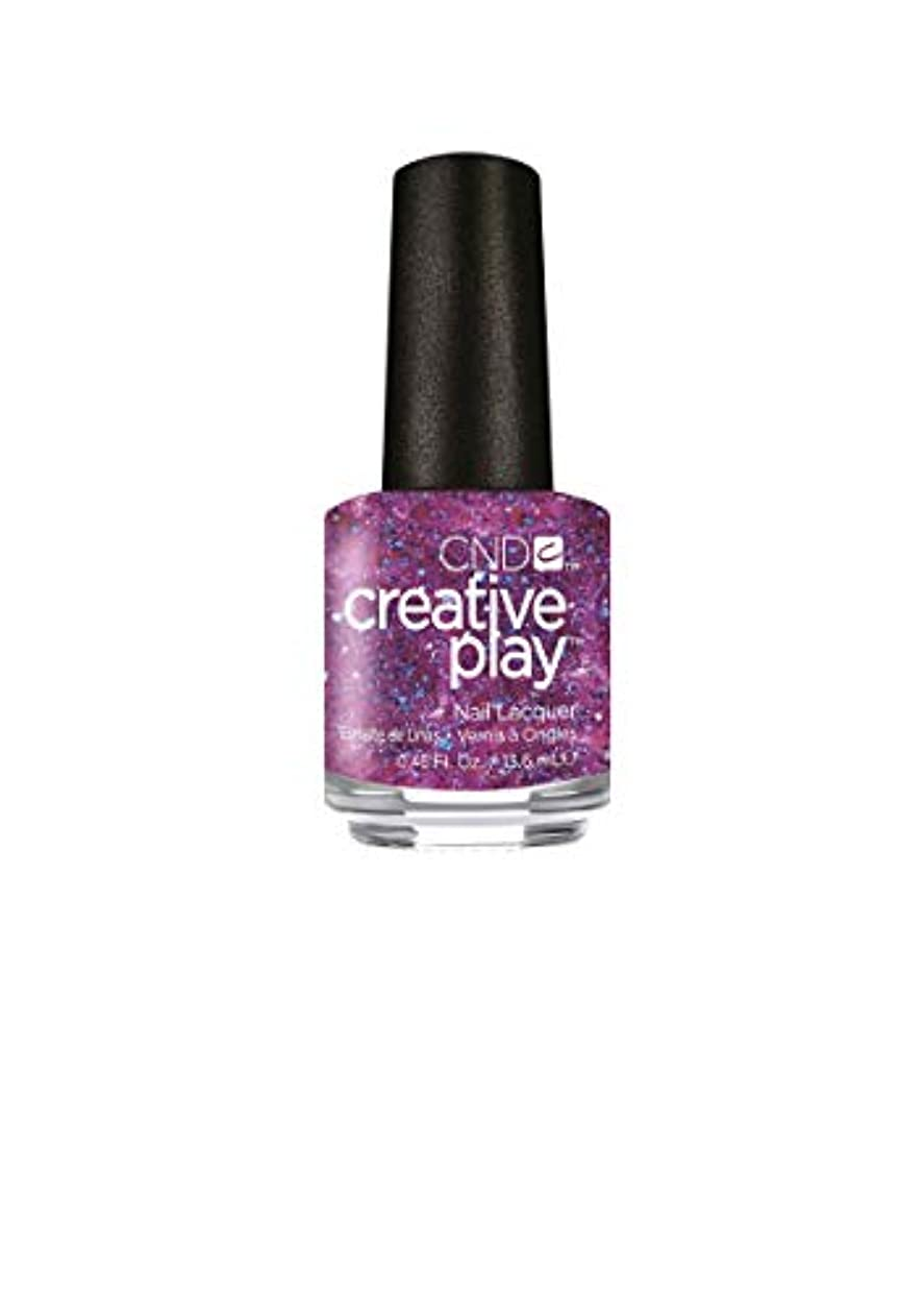手数料小学生食料品店CND Creative Play Lacquer - Positively Plumsy - 0.46oz / 13.6ml