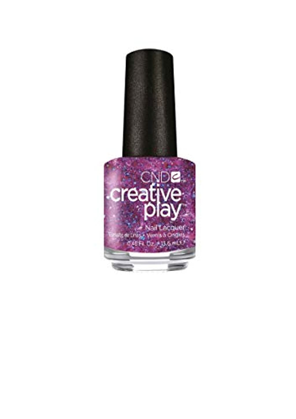 状況リビングルームトレイルCND Creative Play Lacquer - Positively Plumsy - 0.46oz / 13.6ml