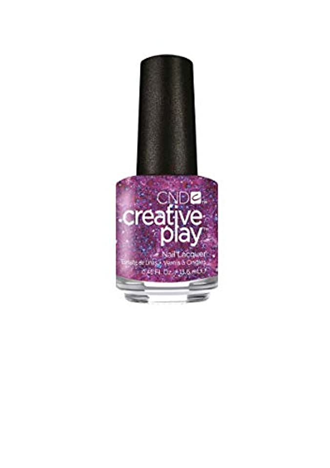 難民ズボン妨げるCND Creative Play Lacquer - Positively Plumsy - 0.46oz / 13.6ml
