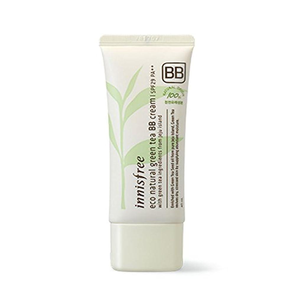 応答サイクロプスコーデリアイニスフリーエコナチュラルグリーンティーBBクリームSPF29 PA ++ Innisfree Eco Natural Green Tea BB Cream SPF29 PA++[海外直送品][並行輸入品] (#2. Natural...
