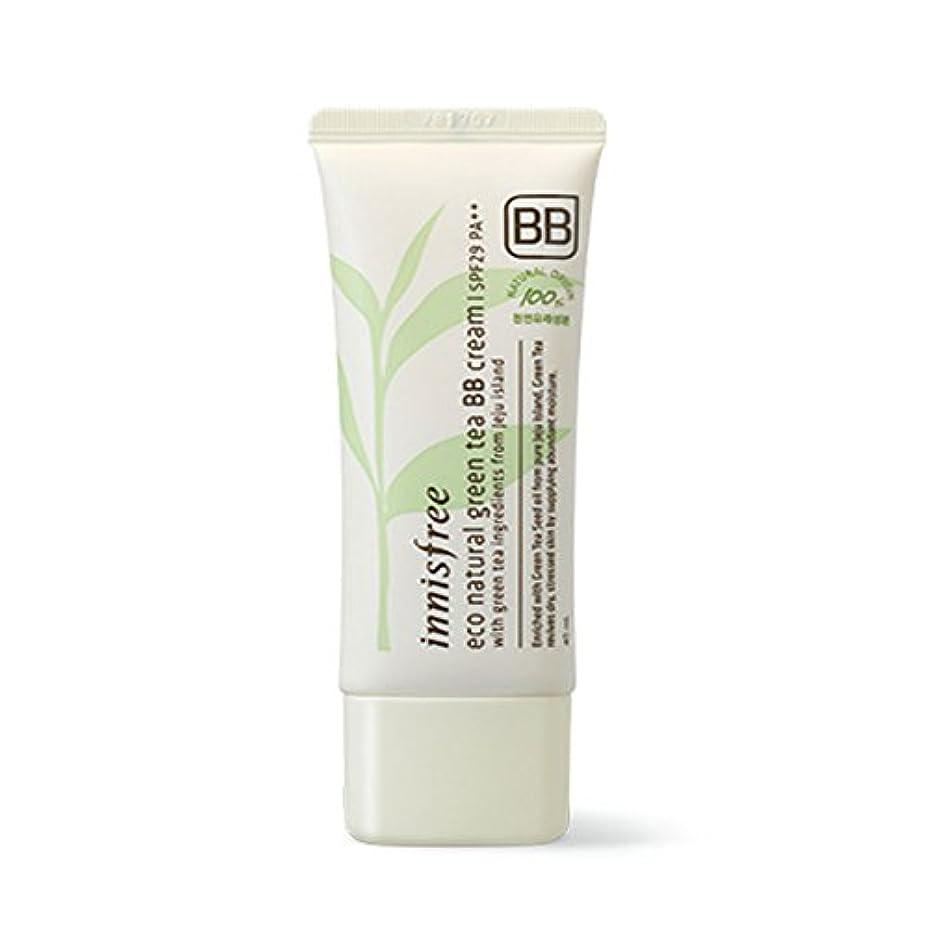 仕える花瓶リボンイニスフリーエコナチュラルグリーンティーBBクリームSPF29 PA ++ Innisfree Eco Natural Green Tea BB Cream SPF29 PA++[海外直送品][並行輸入品] (#1. Bright...